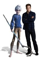"Looking forward to meeting the ""real"" Jack Frost soon."